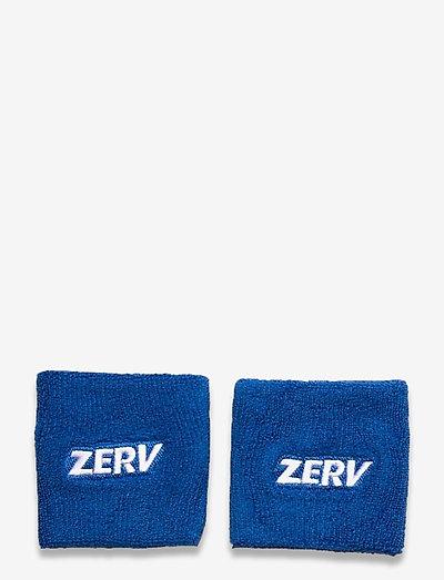 ZERV Wristband 2-Pack - svedarmbånd - blue