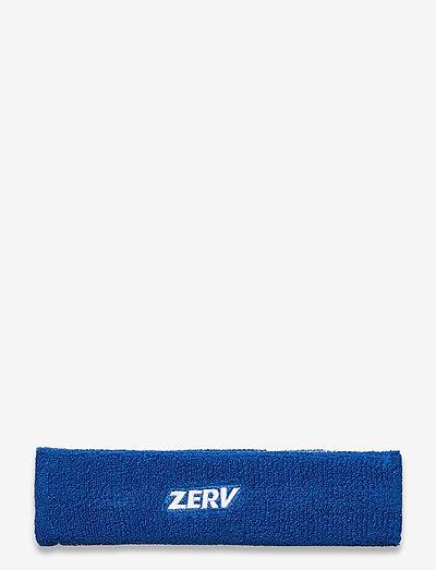 ZERV Headband - hårbånd - blue