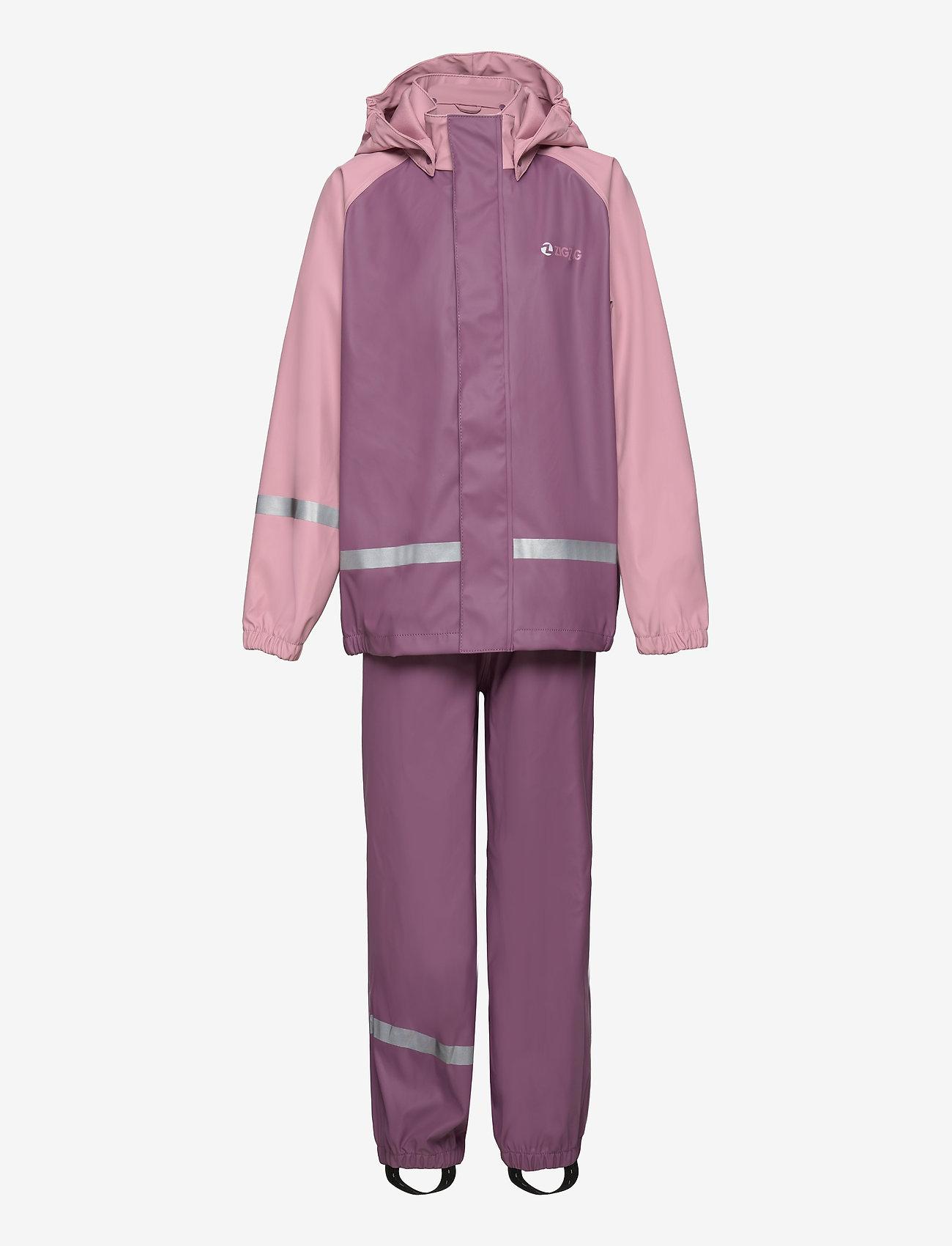 ZigZag - Gilbo PU Set W-PRO 5000 - sets & suits - berry conserve - 0