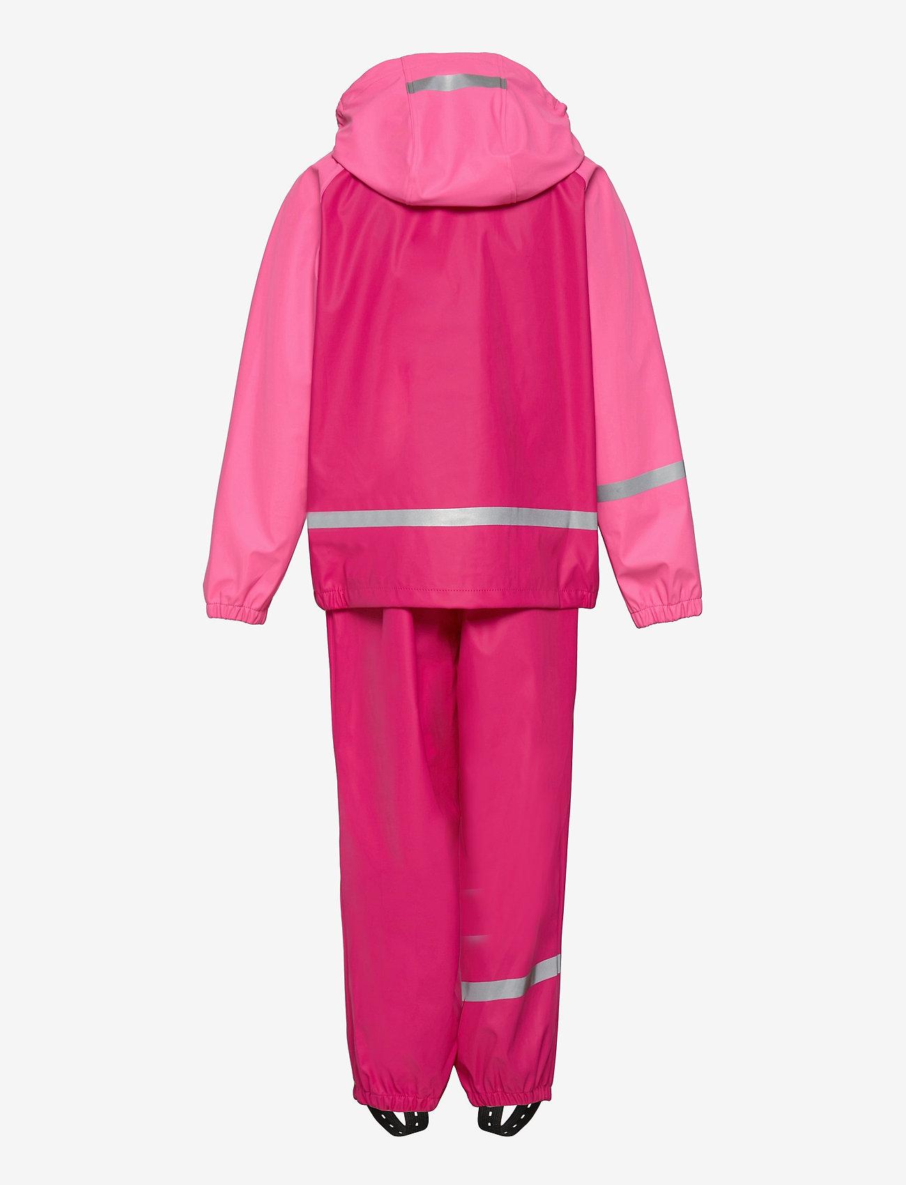 ZigZag - Gilbo PU Set W-PRO 5000 - sets & suits - pink peacock - 1