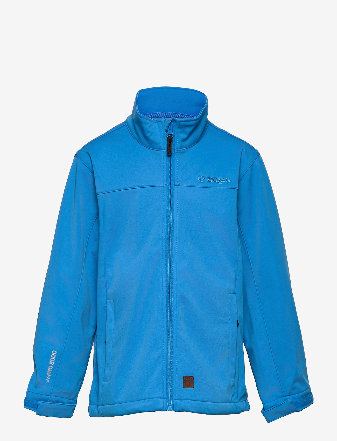 ZigZag - Anakin Softshell Jacket - softshell jassen - french blue - 0