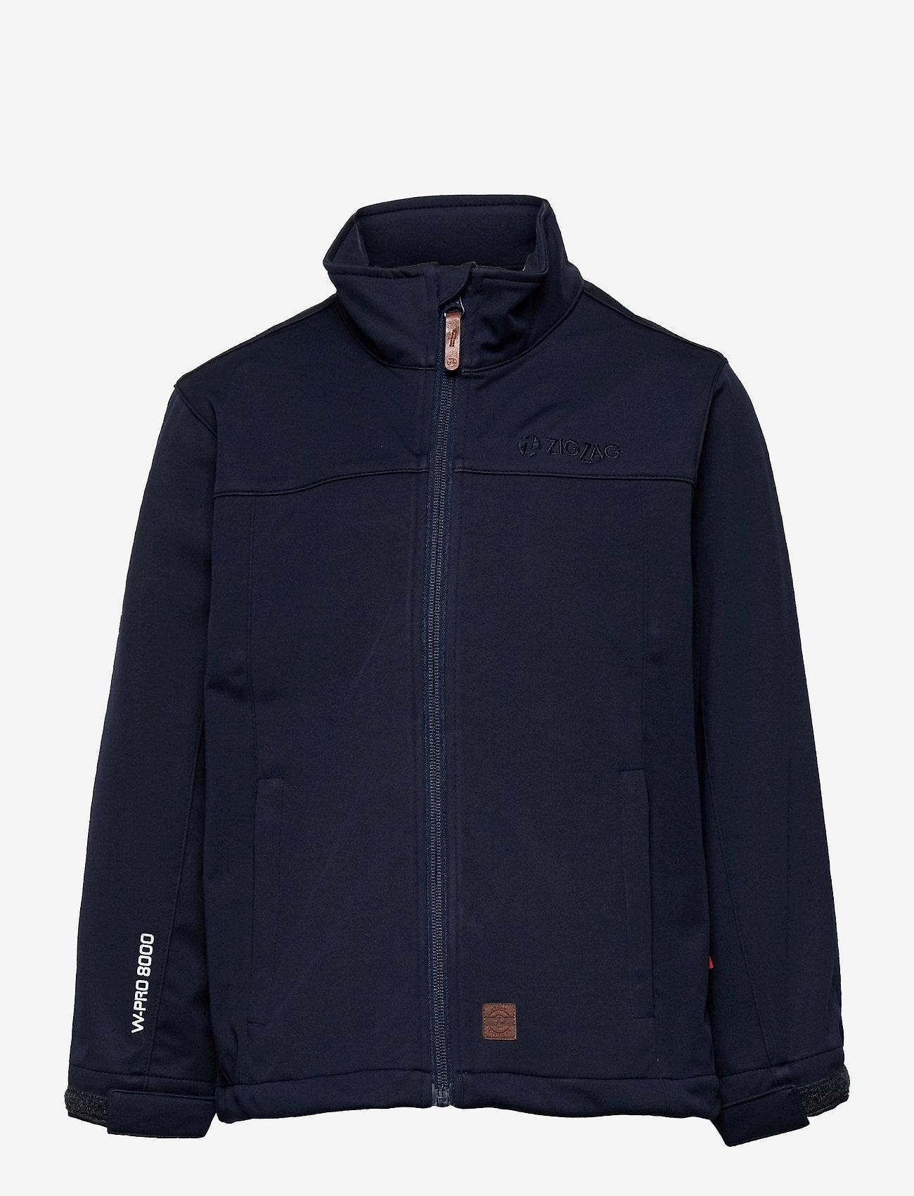 ZigZag - Anakin Softshell Jacket - softshell jassen - navy blazer - 0