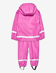 ZigZag - Rieti PU Rain Set - sets & suits - pink - 1