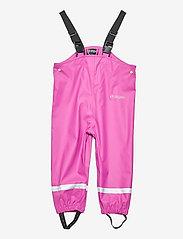 ZigZag - Rieti PU Rain Set - sets & suits - pink - 2