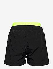 ZigZag - Fos Boys Boardshorts - badehosen - black - 1
