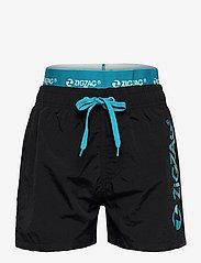 Fos Boys Boardshorts - BLACK