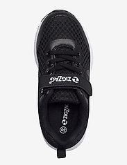 ZigZag - Camaton Kids Lite Shoe - baskets basses - black - 3