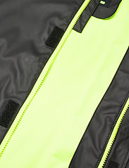 ZigZag - Rieti PU Rain Set - sets & suits - black - 5