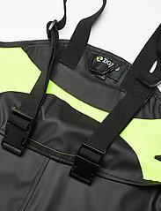 ZigZag - Rieti PU Rain Set - sets & suits - black - 7