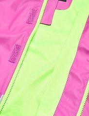 ZigZag - Rieti PU Rain Set - sets & suits - pink - 5