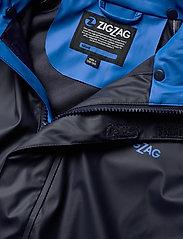 ZigZag - Gilbo PU Set W-PRO 5000 - sets & suits - navy blazer - 4