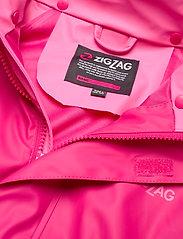 ZigZag - Gilbo PU Set W-PRO 5000 - sets & suits - pink peacock - 4