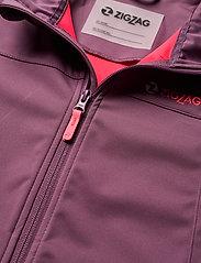 ZigZag - Anakin Softshell Jacket - softshell jassen - berry conserve - 2