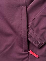 ZigZag - Anakin Softshell Jacket - softshell jassen - berry conserve - 3
