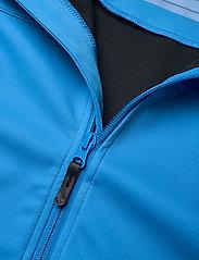 ZigZag - Anakin Softshell Jacket - softshell jassen - french blue - 3