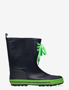 Bury Rubber boots - uforede gummistøvler - dark navy
