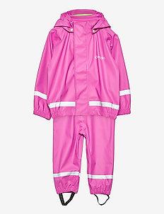 Rieti PU Rain Set - sets & suits - pink