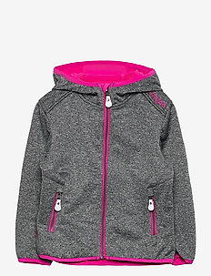 Evansville Melange Softshell Jacket W-PRO 8.000 - softshell jassen - pink