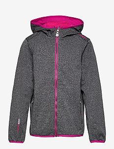 Evansville Melange Softshell Jacket W-PRO 8.000 - softshell jacket - pink glo