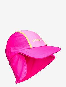 Strangford UVA Suncap - sun hats - pink glo