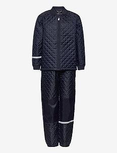 Tiger Thermo Set - termotøj - navy blazer