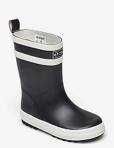 Saming Kids Rubber Boot - rubberlaarzen zonder voering - black