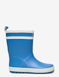 Saming Kids Rubber Boot - unlined rubberboots - french blue