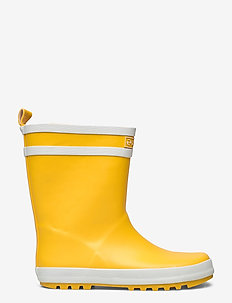 Saming Kids Rubber Boot - unlined rubberboots - golden rod