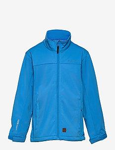 Anakin Softshell Jacket - softshell-jakker - french blue