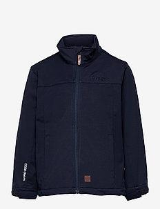 Anakin Softshell Jacket - softshell-jakker - navy blazer