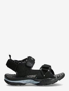 Brisme Kids Sandal - sandals - black