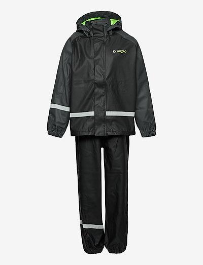 Gilbo PU Set W-PRO 5000 - regensets und - einteiler - black
