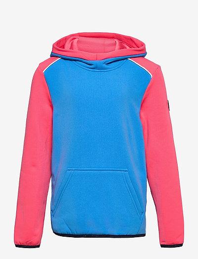 Fink Sweatshirt - kapuzenpullover - french blue