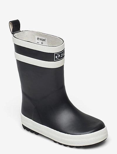 Saming Kids Rubber Boot - ungefütterte gummistiefel - black