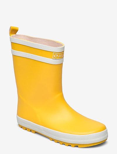 Saming Kids Rubber Boot - ungefütterte gummistiefel - golden rod