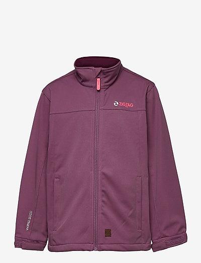 Anakin Softshell Jacket - softshelljacke - berry conserve