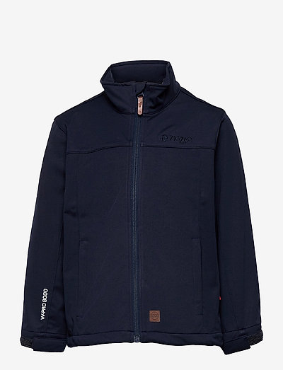 Anakin Softshell Jacket - softshelljacke - navy blazer