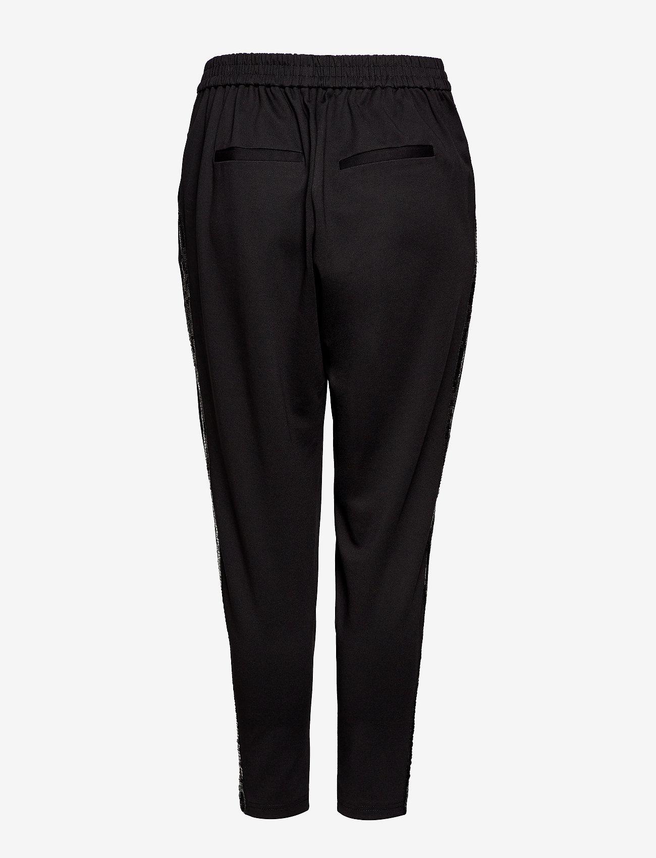 Särskild rabattTrousers Cropped Plus Size Stretch 7/8 Lenght Black 299.97 Zizzi YsSuW uK9x4