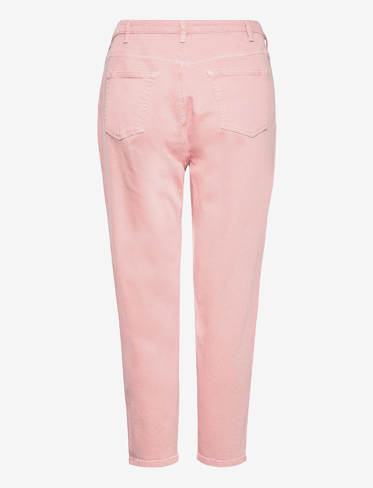 Zizzi - Mom Jeans Plus Size High Waist - mom-jeans - rose - 1