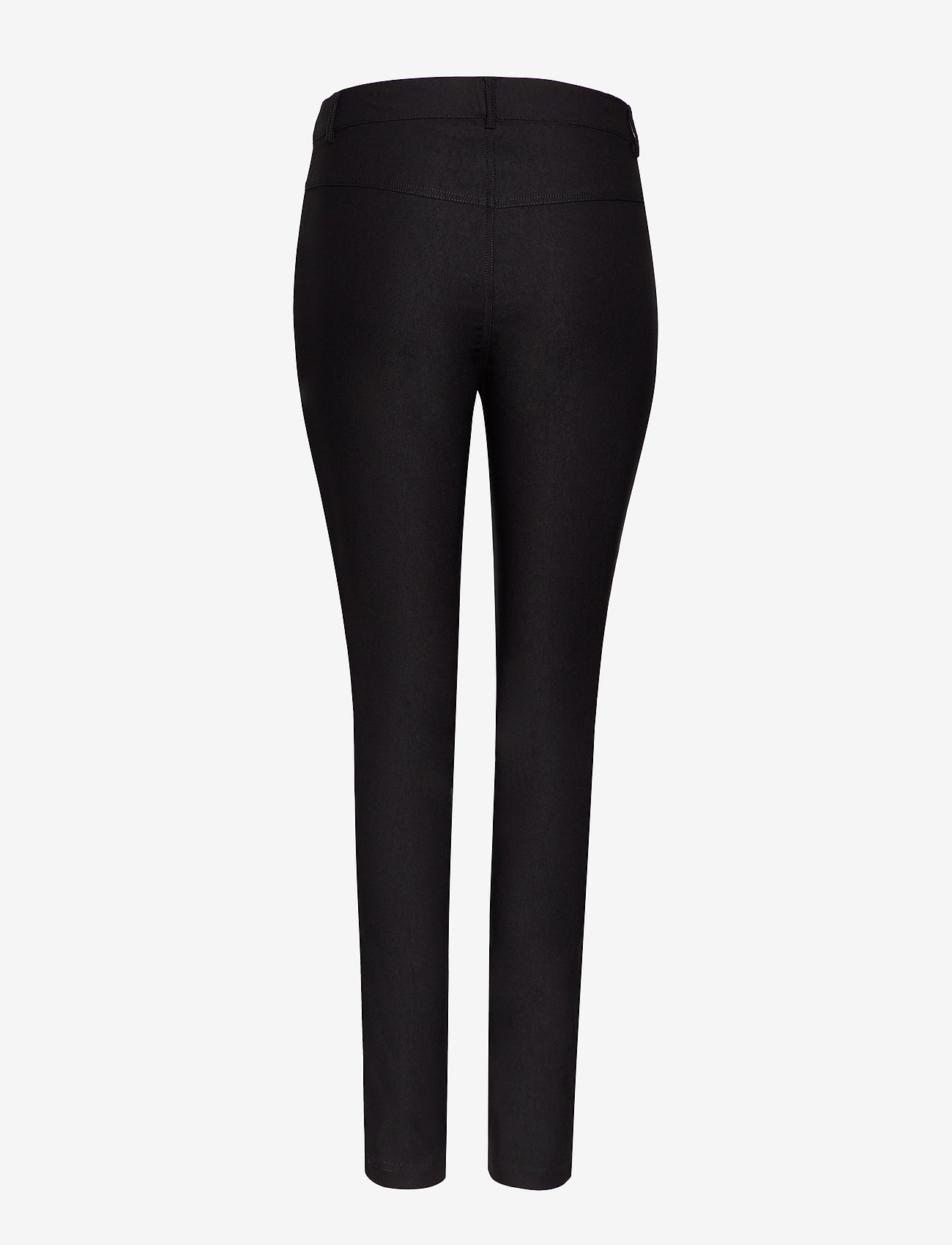 Zizzi - Trousers Plus Size Slim Fit Stretch - slim fit bukser - black - 1