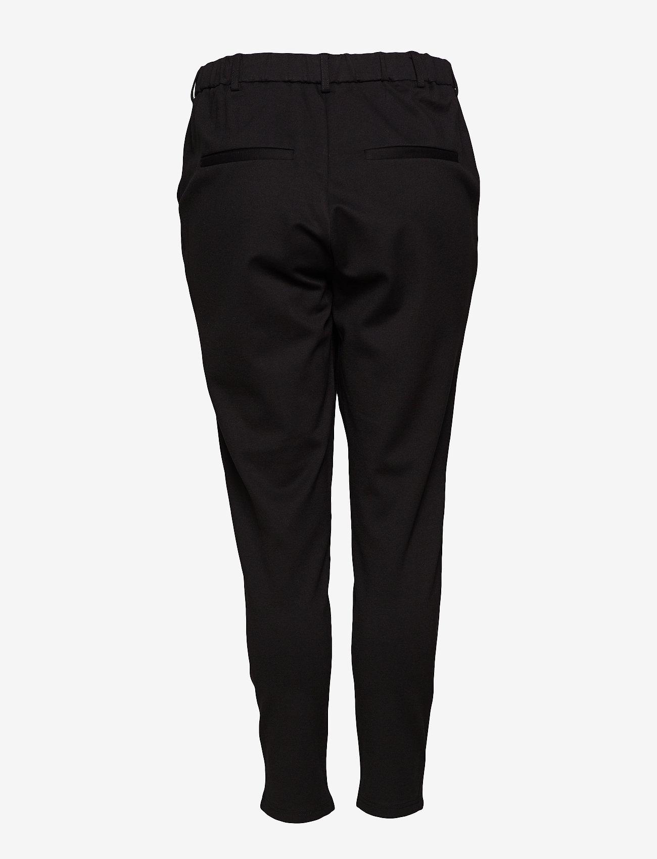 Zizzi ZMaddison, cropped, pant - Hosen BLACK - Damen Kleidung