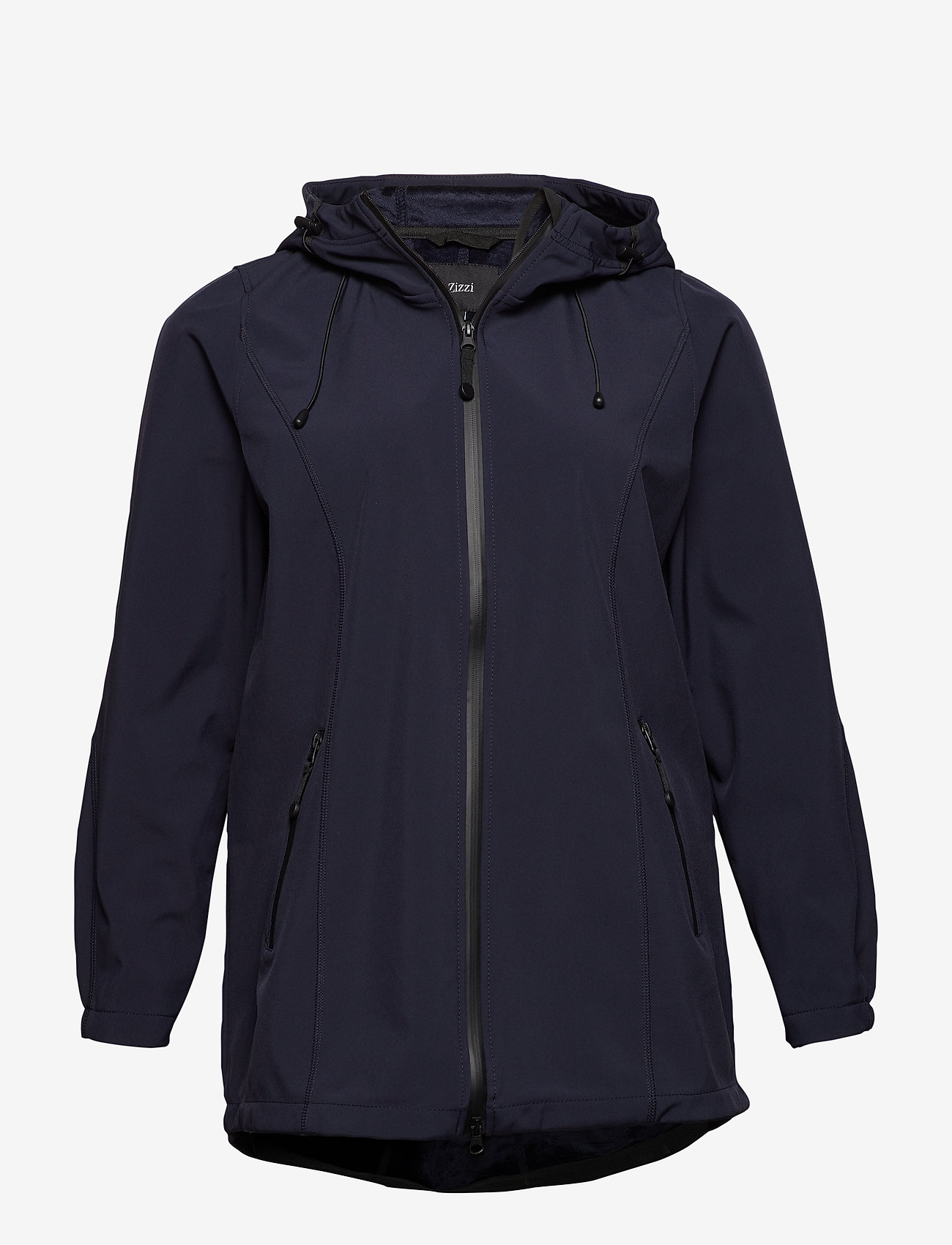 Zizzi - Softshell Jacket Water Repellent Soft and Warm - lichte jassen - dark blue - 1