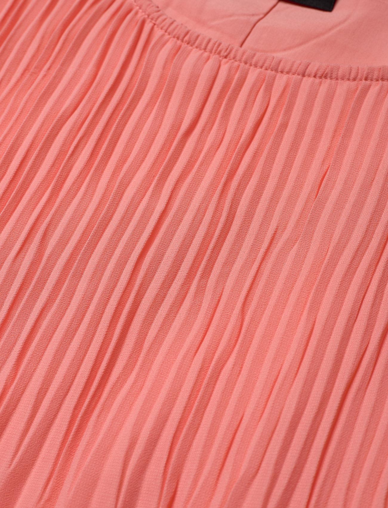 Zizzi MSIVA, L/S, ABK DRESS - Sukienki CORAL - Kobiety Odzież.