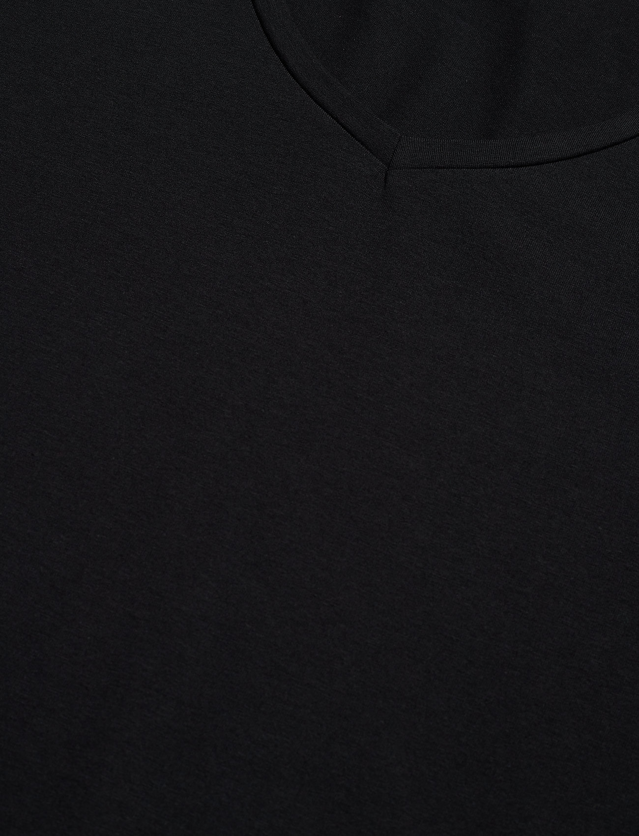 Zizzi S/S T-SHIRT NOOS - T-Shirts & Tops BLACK - Damen Kleidung
