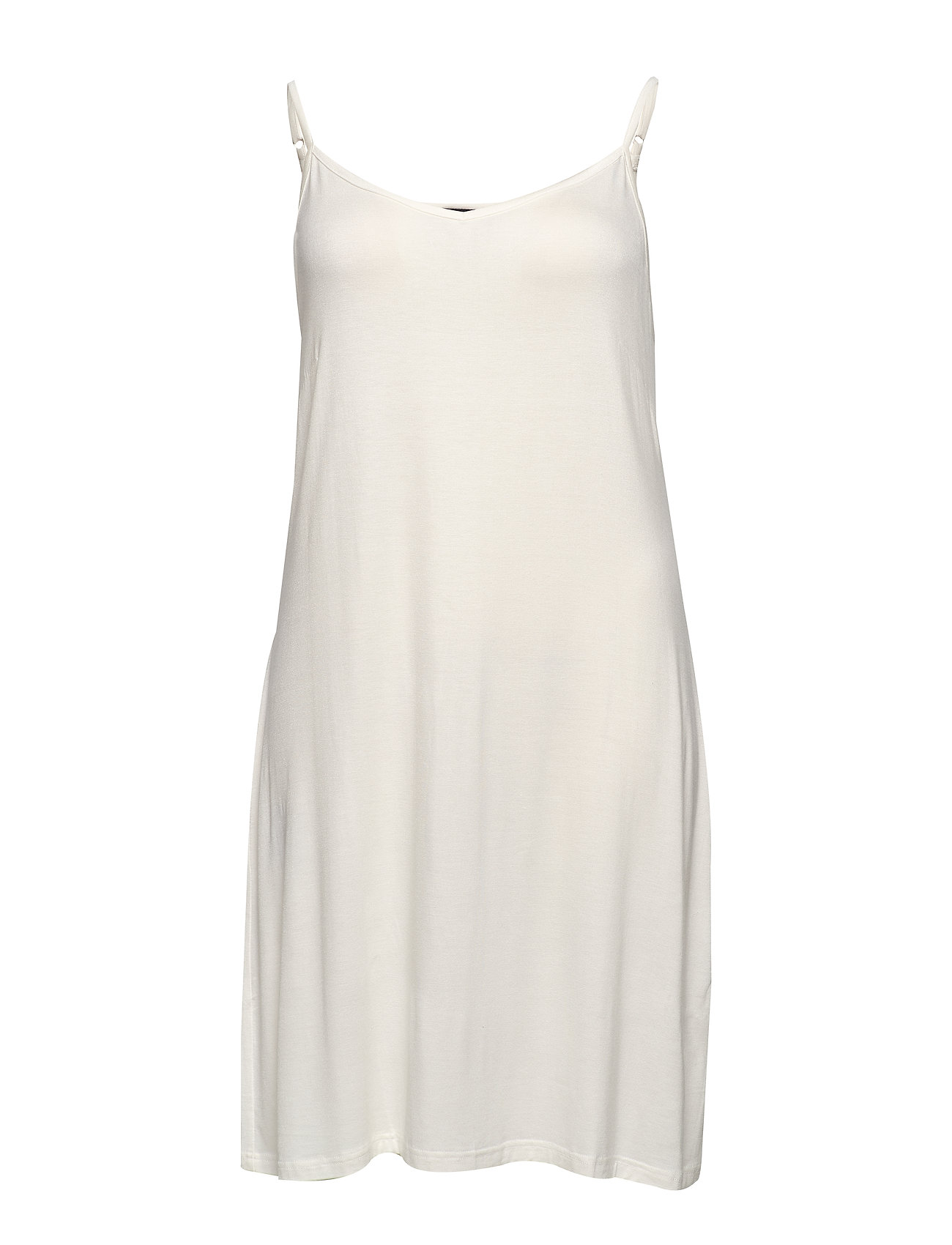 Zizzi MILLE, S/L, ABK UNDERDRESS - OFF-WHITE