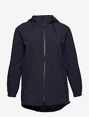 Zizzi - Softshell Jacket Water Repellent Soft and Warm - lichte jassen - dark blue - 2