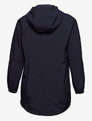 Zizzi - Softshell Jacket Water Repellent Soft and Warm - lichte jassen - dark blue - 3