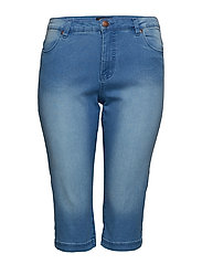 Jeans, EMILY, Capri - LIGHT BLUE