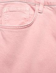 Zizzi - Mom Jeans Plus Size High Waist - mom-jeans - rose - 2