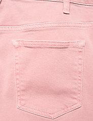 Zizzi - Mom Jeans Plus Size High Waist - mom-jeans - rose - 4